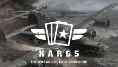 Kards: The World War II Collectible Card Game