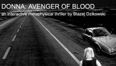 Donna: Avenger of Blood