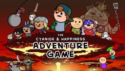 The Cyanide & Happiness Adventure Game