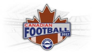 Canadian Footbal 2017