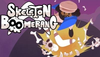 Skeleton Boomerang
