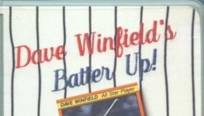 Dave Winfield's Batter Up!
