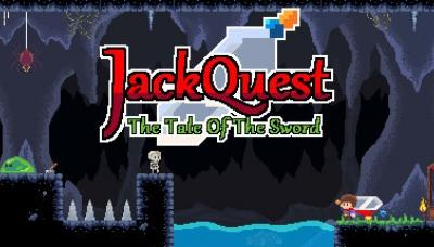 JackQuest: Tale of the Sword