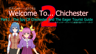 Welcome To... Chichester 2 - Part 1 : The Spy Of Chichester And The Eager Tourist Guide