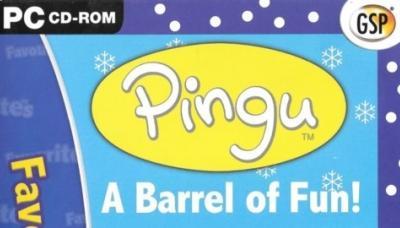 Pingu: A Barrel of Fun!