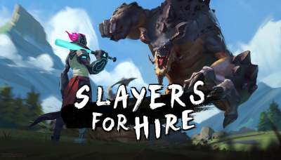 Slayers for Hire