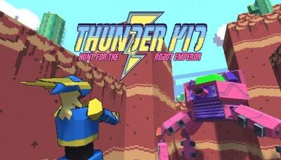 Thunder Kid: Hunt for the Robot Emperor