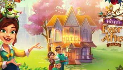 Hotel Ever After - Ella's Wish