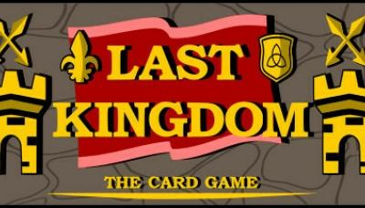 Last Kingdom - The Card Game