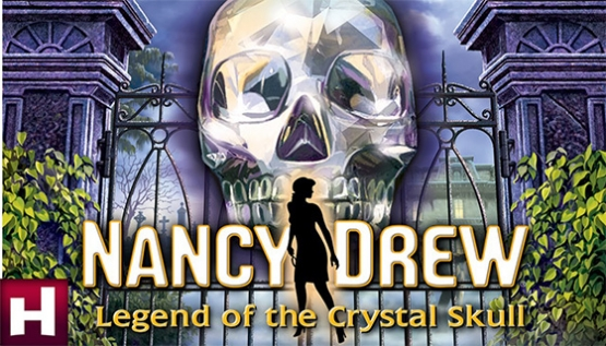 Nancy Drew®: Legend of the Crystal Skull