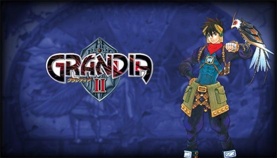 Grandia® II Anniversary Edition