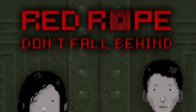 Red Rope: Don't Fall Behind