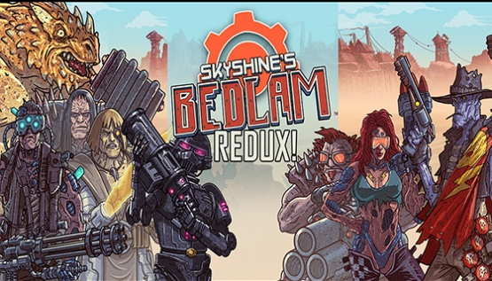 Skyshine's BEDLAM Redux