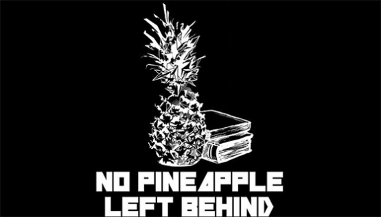 No Pineapple Left Behind