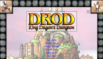 DROD: King Dugan's Dungeon