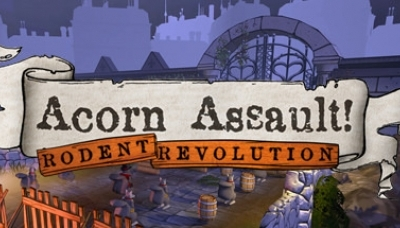 Acorn Assault: Rodent Revolution