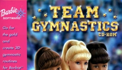 Barbie's Team Gymnastics