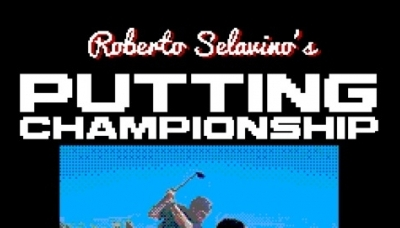 Roberto Selavino's Putting Championship