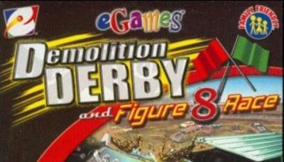 Demolition Derby and Figure 8 Race