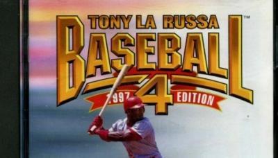 Tony La Russa Baseball 4