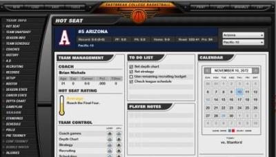 Fast Break College Basketball
