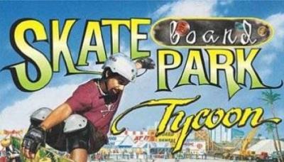 Skateboard Park Tycoon