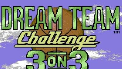 The Dream Team: 3 on 3 Challenge