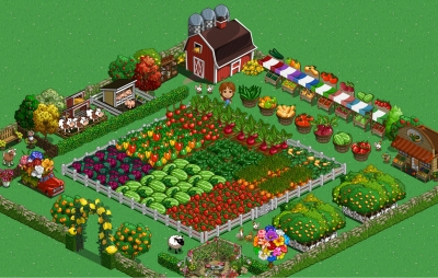 Tips for playing Farmville on Facebook