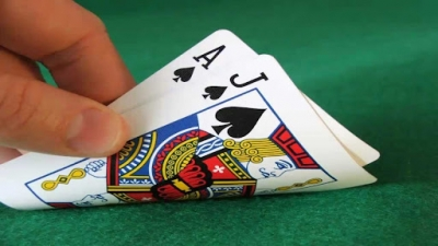 Is Blackjack a Game of Luck or Game of Skill?