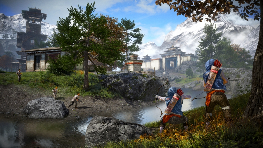 Far Cry 4 mission list