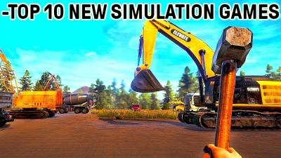 Top Simulation Games 2021
