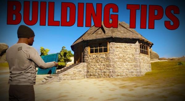 Rust Building Tips