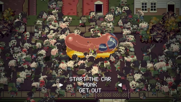 Death Road to Canda Hot Dog Launch Trailer