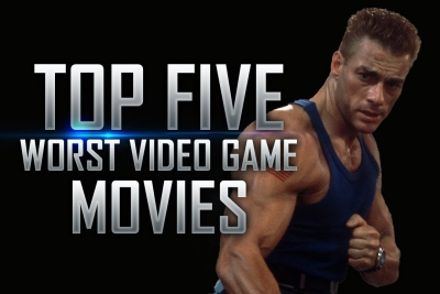 The 5 Worst Video Game Movies of All Time