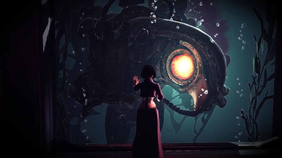 BioShock Infinite songbird