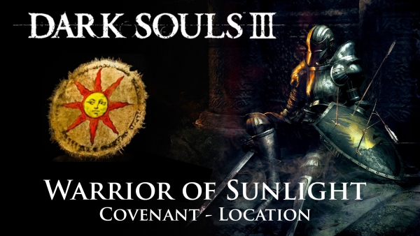 How to Join the Warrior of Sunlight Covenant - Dark Souls