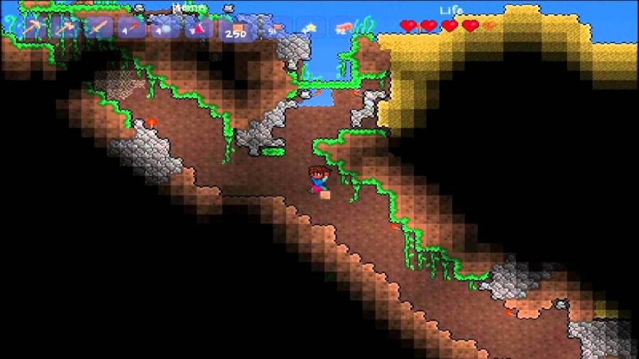 Terraria mining guide