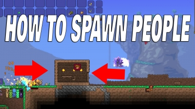 Reinforced Door Terraria & Terraria Crafting Guide