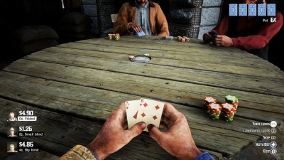 Top Video Games That Feature Gambling Elements