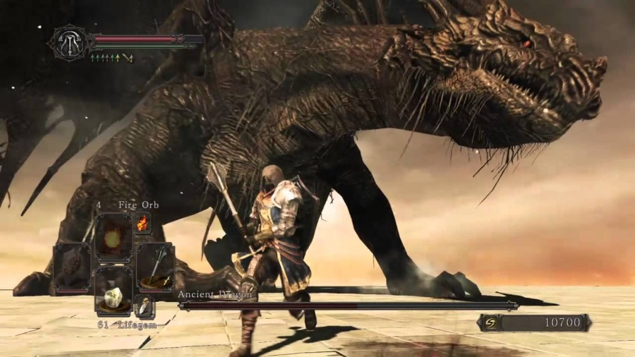 Dark Souls II - How to beat the Ancient Dragon