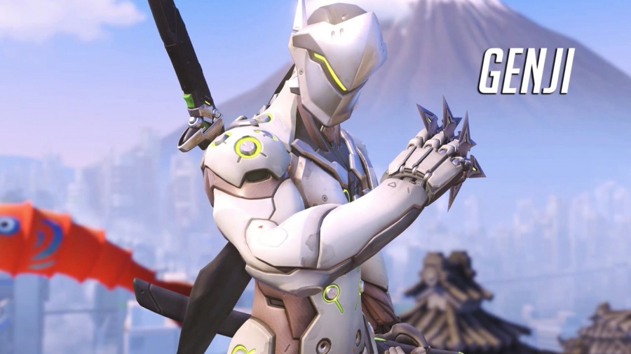 Overwatch Genji tips