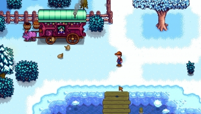 What you should know about Travelling Cart in Stardew Valley