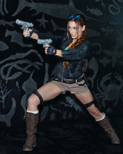 The reinvention of Lara Croft in Tomb Raider