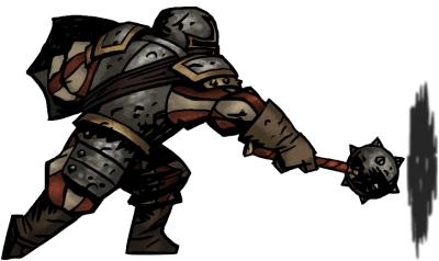 Darkest Dungeon: Man-at-Arms