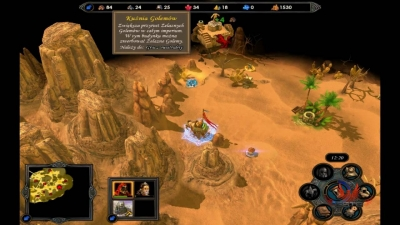 Heroes of Might & Magic V Gameplay