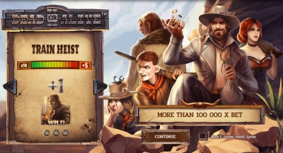 Dead or Alive Slot Game Review