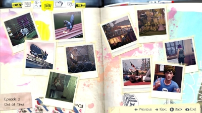 Life is Strange Episode 2 optional photo collection