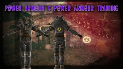 Fallout: New Vegas – Power Armor Training