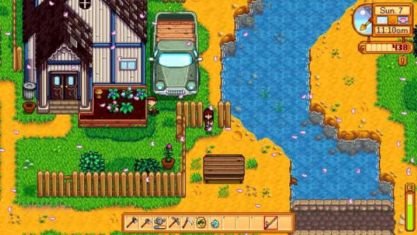 Gameplay - Stardew Valley