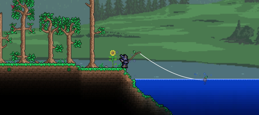 Terraria fishing guide